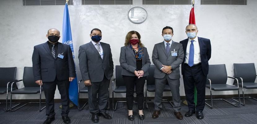 انطلاق أعمال اليوم الثانى لمحادثات 5+5 الليبية فى جنيف