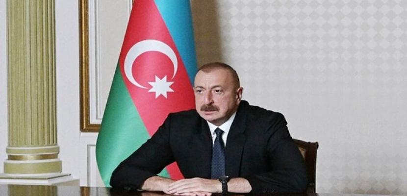 """رئيس أذربيجان يعلن سيطرة جيشه على جسر تاريخي في """"كاراباخ"""""""
