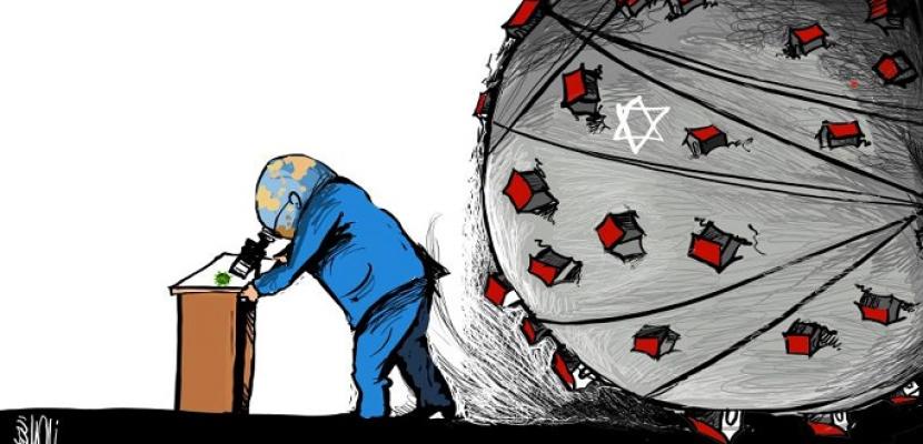 الاحتلال يتوحش في ظل كورونا