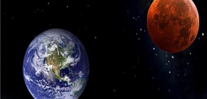 في حدث فلكي استثنائي…المريخ أكثر إشراقا في السماء بعد غد