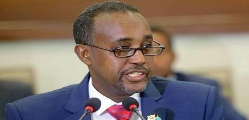 رئيس وزراء الصومال يعلن تشكيل حكومته الجديدة