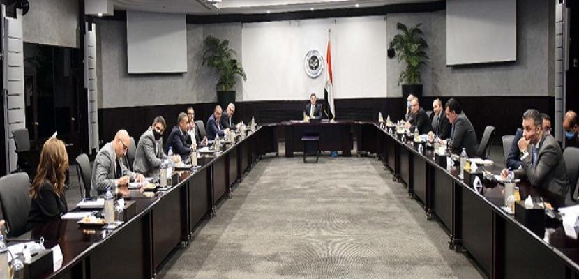الهيئة العامة للاستثمار وغرفة التجارة الأمريكية تبحثان مستقبل الاستثمارات الأمريكية بمصر