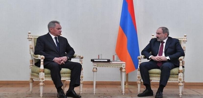 روسيا تؤكد لأرمينيا عزمها منع إراقة المزيد من الدماء في ناجورنو كاراباخ