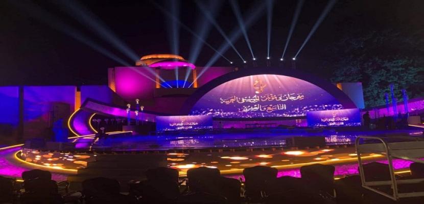 مؤتمر صحفى الأحد لكشف تفاصيل الدورة الـ30 لمهرجان الموسيقى العربية