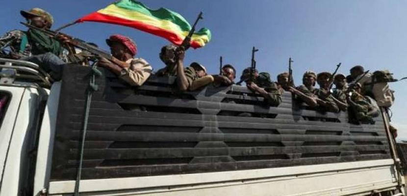 الحكومة الإثيوبية تعلن استسلام عدد كبير من مقاتلي إقليم تيجراي