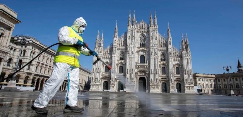 إيطاليا تسجل 951 إصابة و30 وفاة بفيروس كورونا