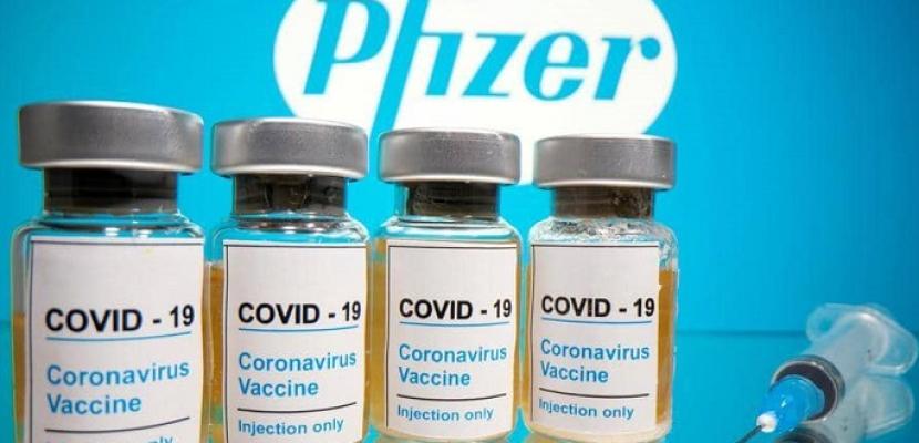 """""""فايزر"""": تعاقدنا لتقديم 1.6 مليار جرعة من اللقاحات على مستوى العالم هذا العام"""