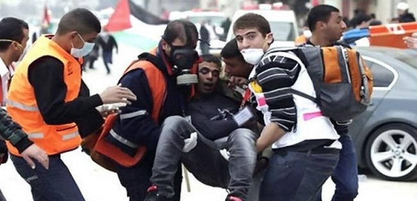 إصابة فلسطيني برصاص الجيش الإسرائيلي عند حاجز عسكري شمال القدس