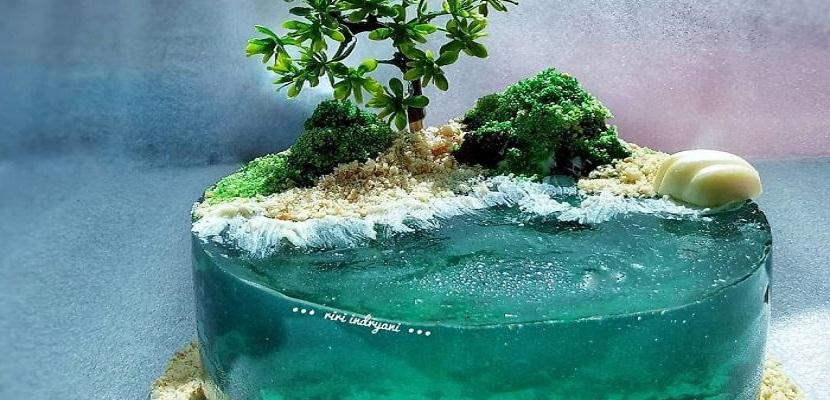 جزيرة الأحلام .. بنكهة رائعة