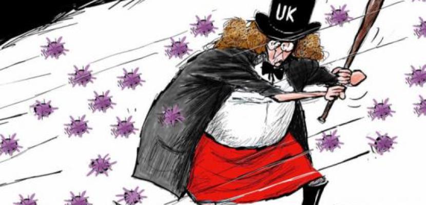بريطانيا تواجه الموجة الجديدة من كورونا
