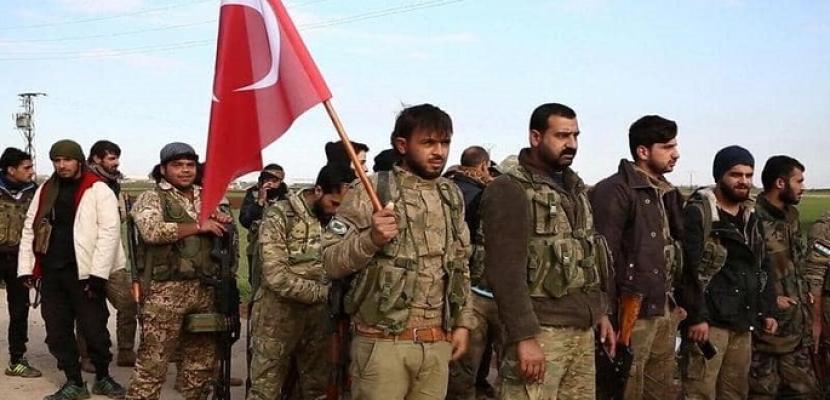 تركيا حصاد 2020 : أنقرة تقيم جسور جوية  لنقل المرتزقة بين سوريا وليبيا
