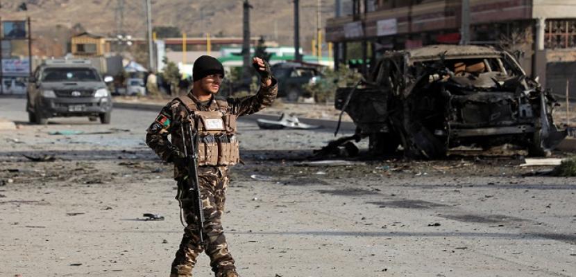 مقتل عشرات عناصر الأمن بسلسلة هجمات في أفغانستان