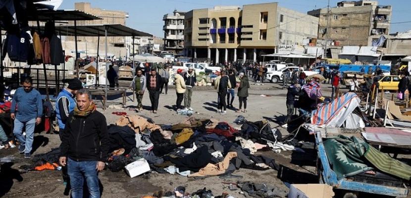 صحف إماراتية: الهجوم الإرهابي ببغداد يفرض على العراق إعادة النظر في استراتيجياته كافة