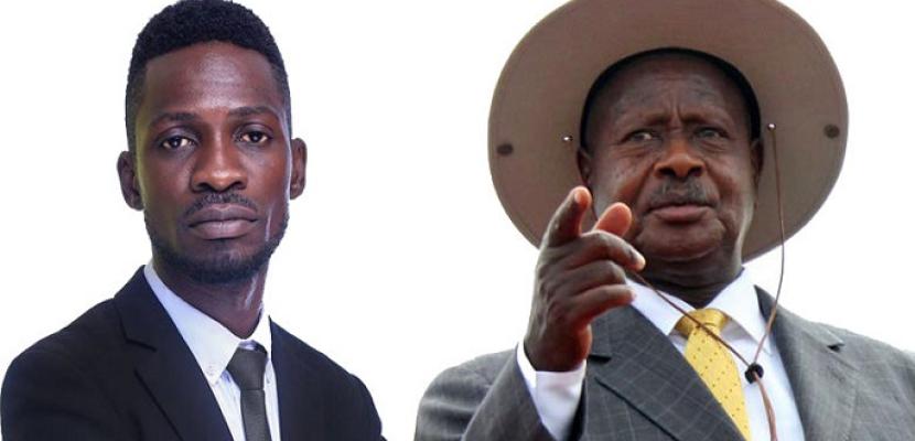 أوغندا تنتخب اليوم رئيسا جديدا وسط منافسة شديدة بين موسيفيني وواين
