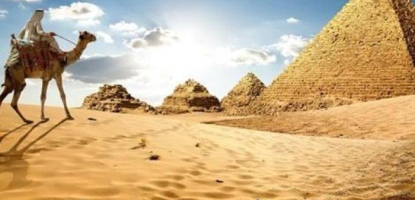 جريدة التليجراف البريطانية تختار مصر كأفضل الوجهات السياحية التي يمكن السفر إليها