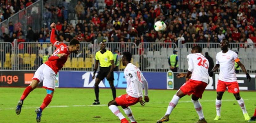 الأهلي يخسر من سيمبا بهدف نظيف في دوري الأبطال الإفريقي