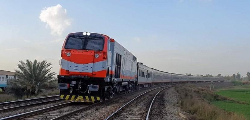 السكة الحديد : حجز مقاعد قطارات العيد الإضافية من المحطات الرئيسية فقط