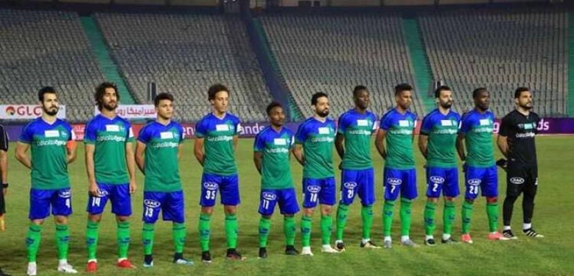المقاصة يتأهل لدور الـ 16 لبطولة كأس مصر بالفوز على أشمون بهدفين نظيفين