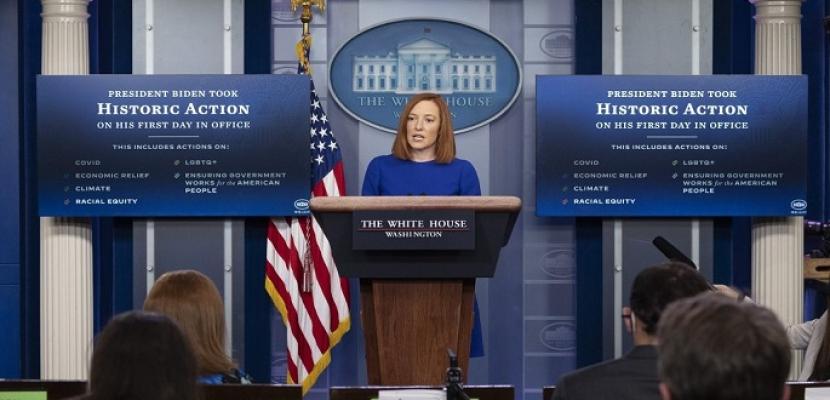 البيت الأبيض ينفي علاقة واشنطن بحادث مجمع نطنز النووي في إيران