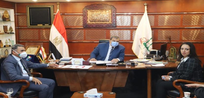 """بالصور .. القوى العاملة: إطلاق مبادرة """"سجل نفسك"""" للعمالة المصرية مطلع مارس المقبل بإيطاليا"""