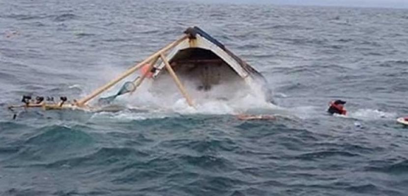 محافظ الإسكندرية: 9 وفيات و5 مصابين بحادث غرق مركب بحيرة مريوط حتى الآن