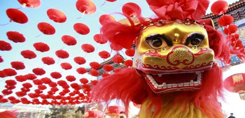 الصين تحتفل اليوم برأس السنة القمرية