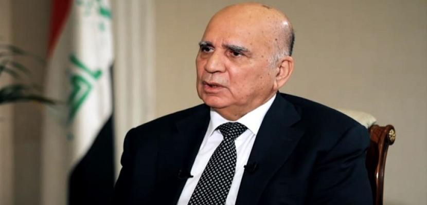 وزير الخارجية العراقي: أولوياتنا توسيع الانفتاح على مجلس التعاون الخليجي