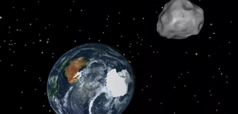 ناسا: كويكب بحجم ملعب كرة قدم يقترب من الأرض
