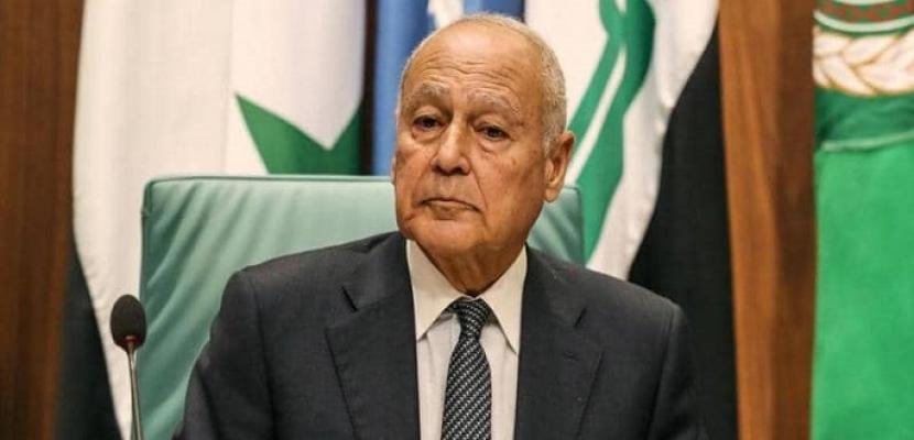 أبو الغيط : مصر بقيادة الرئيس السيسي وضعت القضية الفلسطينية على الطريق الصحيح