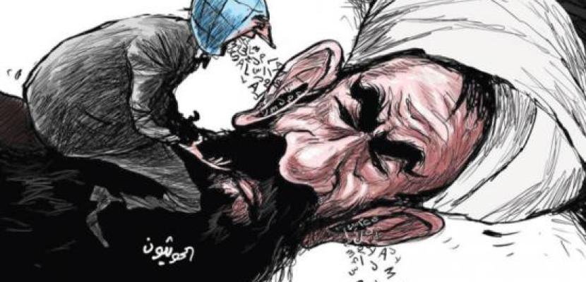 الحوثيون لا يعيرون أى اهتمام للعالم