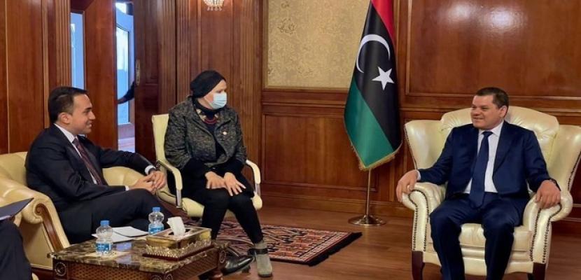 زيارة وزير خارجية ايطاليا إلى ليبيا .. السبب المعلن والهدف الحقيقى