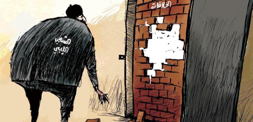 الشعب الليبى يبدأ فى تجاوز خلافاته للخروج من أزمته