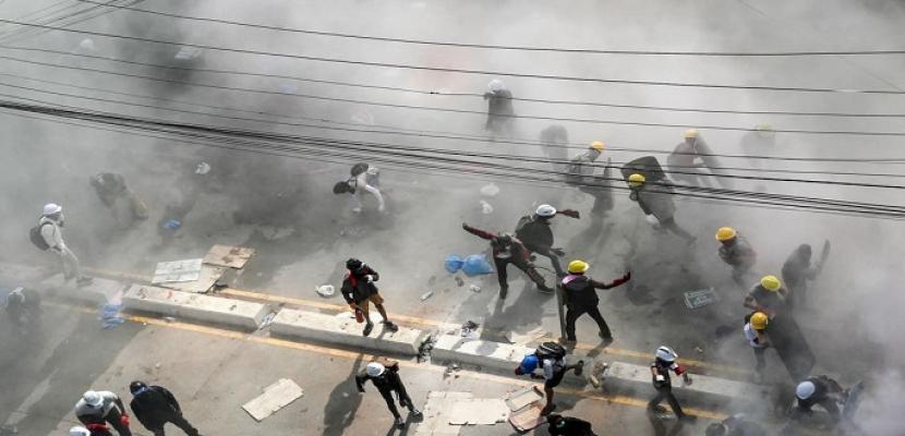 المفوضة السامية لحقوق الإنسان بالأمم المتحدة تحذر من تصاعد العنف في ميانمار