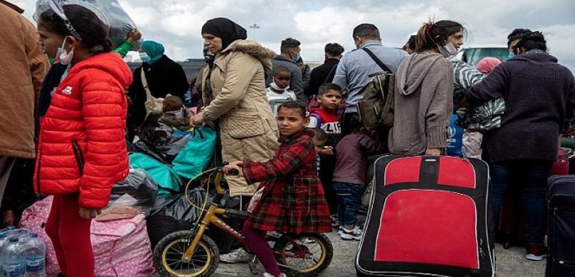 انخفاض عدد تسجيل طلبات اللجوء بمقدار الثلث داخل دول الاتحاد الأوروبي