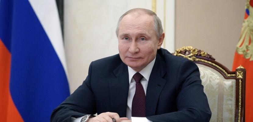 الرئيس الروسي والقائم بأعمال رئيس حكومة أرمينيا يبحثان قضية كاراباخ