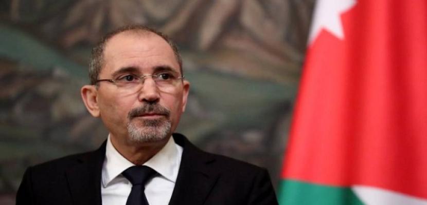 الصفدي يبحث مع المبعوث الأممي لسوريا سبل الوصول لحل سياسي للأزمة السورية