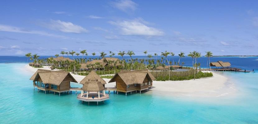 المالديف.. تبدو وكأنها من عالم الخيال