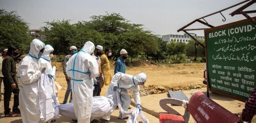 الهند تسجل أكثر من 382 ألف إصابة جديدة و3780 وفاة بفيروس كورونا