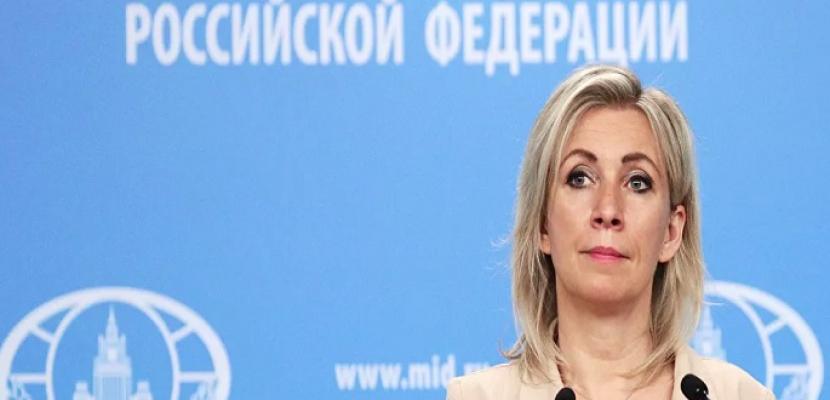 """الخارجية الروسية: روسيا لم ولن تستخدم مسألة نقل وإمداد الغاز """"كسلاح"""""""