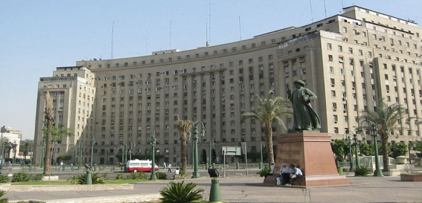 وزيرة التخطيط : إخلاء مجمع التحرير تمهيداً لتطويره
