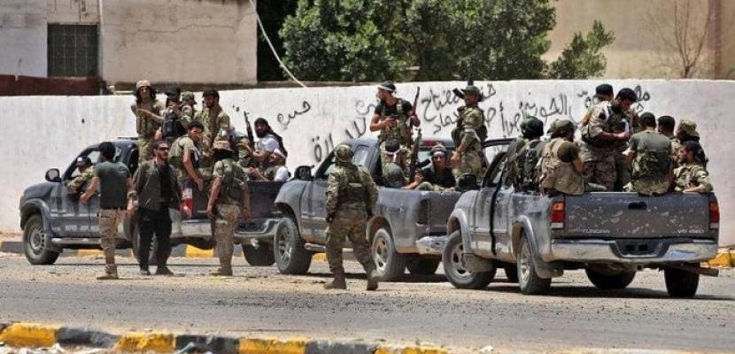 اشتباكات ومناوشات بين ميليشيات ليبية في العاصمة طرابلس