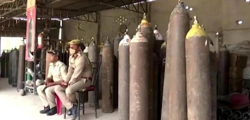 وسط أزمة كورونا المستحكمة.. انحسار أزمة الأكسجين الطبي في الهند