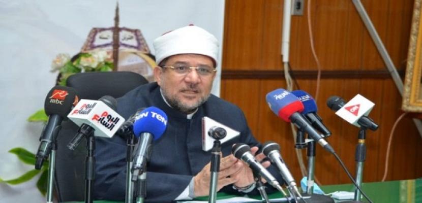 وزير الأوقاف: انطلاق قوافل توزيع لحوم صكوك الأضاحي الجمعة