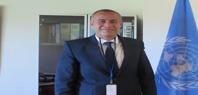 إعادة انتخاب مصر نائبا لرئيس مكتب المجلس التنفيذي لبرنامج الأمم المتحدة للمستوطنات البشرية في نيروبي