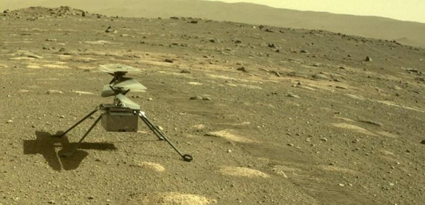 """""""إنجينيويتي"""" على المريخ .. مهام جديدة للبحث عن حياة"""
