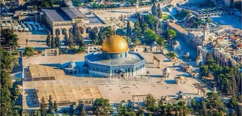 القدس .. زهرة المدائن