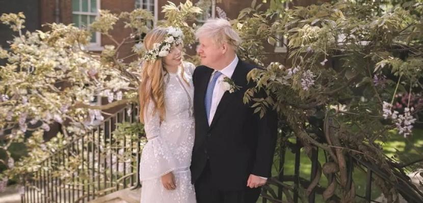 """رئيس وزراء بريطانيا يعقد قرانه بشكل مفاجئ في """"حفل سري"""" بلندن"""