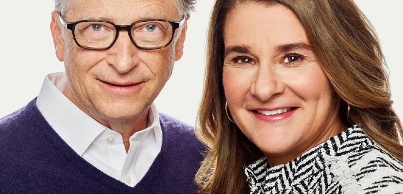 بيل ومليندا جيتس ينهيان زواجهما بعد 27 عاما