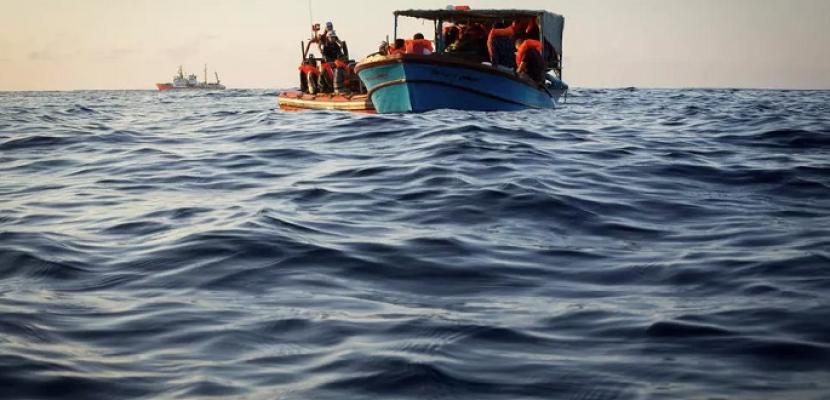 مقتل 16 مهاجرا وإنقاذ 166 آخرين قبالة سواحل جرجيس التونسية