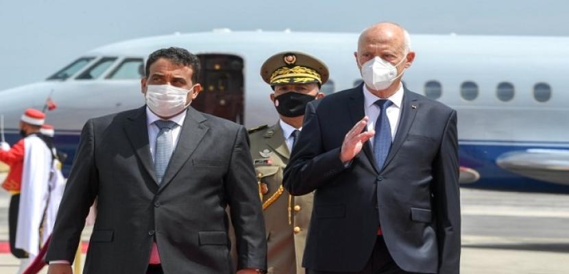 تونس وليبيا.. محادثات لتأسيس شراكة استراتيجية